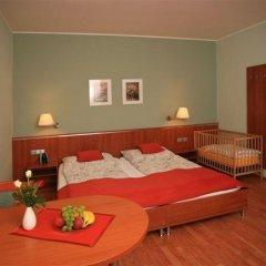 Отель Penzion Fan 3* Студия с различными типами кроватей фото 26