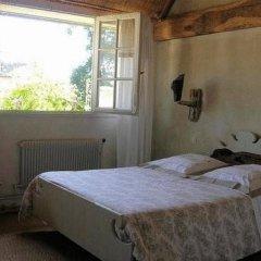 Отель Chambres d'Hôtes Manoir Du Chêne Стандартный номер с двуспальной кроватью фото 11