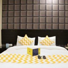Отель FabHotel Aksh Palace Golf Course Road 3* Номер Делюкс с различными типами кроватей фото 5