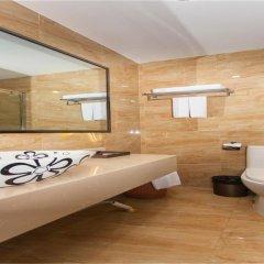 Guangzhou Wellgold Hotel 3* Номер Комфорт с различными типами кроватей фото 4