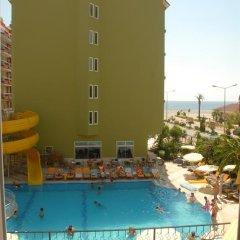 Sunstar Beach Hotel 4* Стандартный номер с двуспальной кроватью фото 6
