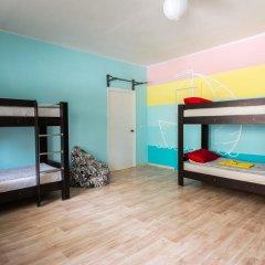 Like Hostel Tula Кровать в общем номере с двухъярусной кроватью фото 5