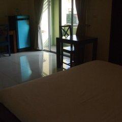 Отель Baan Kittima 2* Улучшенный номер с различными типами кроватей фото 5