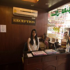 Отель Sky Inn 2 Бангкок интерьер отеля