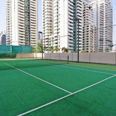 Отель Somerset Park Suanplu Bangkok спортивное сооружение
