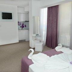 Отель Diamond Kiten Студия разные типы кроватей фото 17