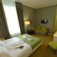 Гостиница Ajur 3* Стандартный номер 2 отдельными кровати фото 2