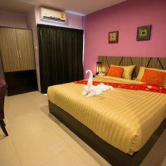 Airy Suvarnabhumi Hotel 3* Стандартный номер с различными типами кроватей фото 5