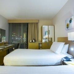 Отель Hilton Garden Inn Glasgow City Centre комната для гостей фото 3