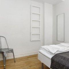 Отель Old Town Lodge Стандартный номер с двуспальной кроватью (общая ванная комната) фото 3