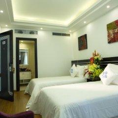 Noble Boutique Hotel Hanoi 3* Номер Делюкс с различными типами кроватей