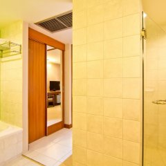 Отель Green Park Resort 3* Стандартный номер с различными типами кроватей фото 7