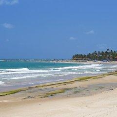 Отель Pousada Doce Cabana пляж фото 2