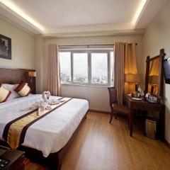 Gold Hotel Hue 3* Номер Делюкс с двуспальной кроватью фото 3