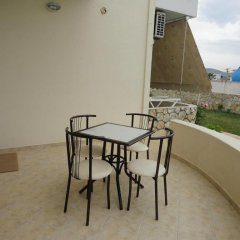 Апартаменты Oruci Apartments балкон