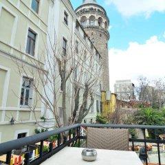 Отель Art Nouveau Galata фото 10