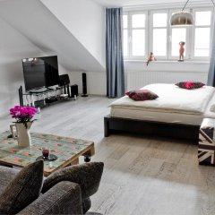 Апартаменты Royal Bellezza Apartments Улучшенная студия с различными типами кроватей фото 13