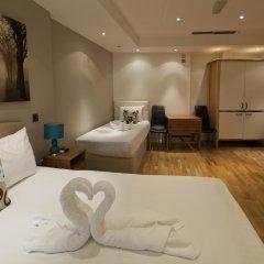 Отель Mstay 291 Suites Студия с различными типами кроватей