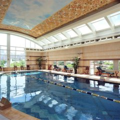 Radisson Blu Plaza Xing Guo Hotel бассейн фото 2