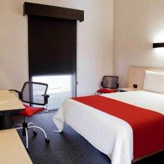 Отель City Express Ciudad Victoria 3* Стандартный номер с различными типами кроватей фото 3
