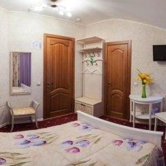 Гостиница Соловьиная роща Стандартный номер разные типы кроватей фото 8