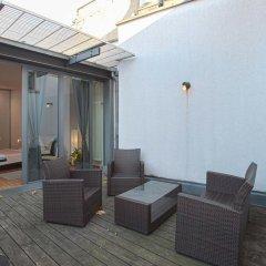 Отель Lodge-Leipzig 4* Апартаменты с различными типами кроватей фото 20