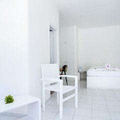 Отель Maistros Village 4* Стандартный номер с различными типами кроватей фото 9