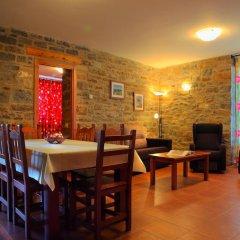 Отель Casas Rurales Pirineo Испания, Аинса - отзывы, цены и фото номеров - забронировать отель Casas Rurales Pirineo онлайн питание фото 2