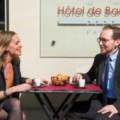 Отель Hôtel de Banville Франция, Париж - отзывы, цены и фото номеров - забронировать отель Hôtel de Banville онлайн в номере