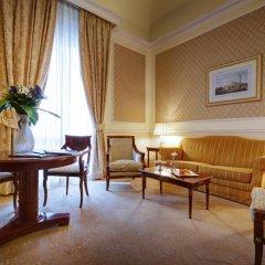Grand Hotel Et Des Palmes 4* Стандартный номер с двуспальной кроватью фото 4