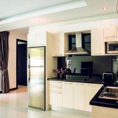 Отель Villas In Pattaya 5* Стандартный номер с 2 отдельными кроватями фото 12