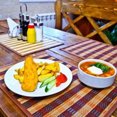 Гостиница Home питание фото 2