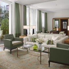 Four Seasons Hotel Milano 5* Представительский люкс с различными типами кроватей фото 2