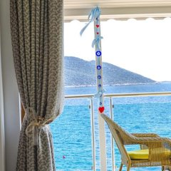 Green Beach hotel Kaş Семейный люкс фото 11
