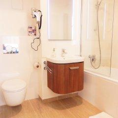 Отель Klimentska 52 Old Town Apartments Чехия, Прага - отзывы, цены и фото номеров - забронировать отель Klimentska 52 Old Town Apartments онлайн ванная