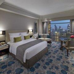 Отель Mandarin Oriental Kuala Lumpur 5* Номер Делюкс с различными типами кроватей фото 2