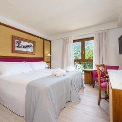 Отель Tryp Vielha Baqueira комната для гостей фото 8