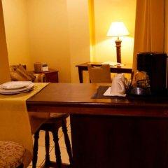 Hotel Monteolivos удобства в номере