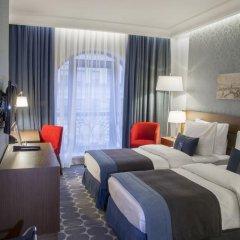Radisson Blu Hotel, Kyiv Podil 4* Стандартный номер с двуспальной кроватью фото 4