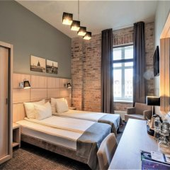 Wellton Centrum Hotel & Spa 4* Стандартный номер с различными типами кроватей фото 2