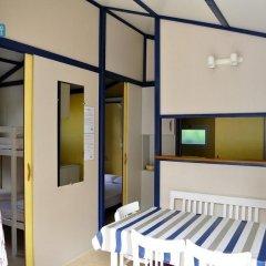 Отель Camping Ampurdanés Курорт Росес комната для гостей