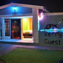 Отель Berry Bliss Guest House 4* Стандартный номер фото 19