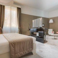 Grand Hotel Palace 5* Номер Делюкс с различными типами кроватей фото 11