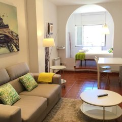 Апартаменты Vázquez de Mella by Forever Apartments комната для гостей фото 3