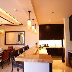 Отель The St. Regis Sanya Yalong Bay Resort – Villas питание