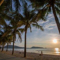 Golden House Hotel Patong Beach пляж фото 2
