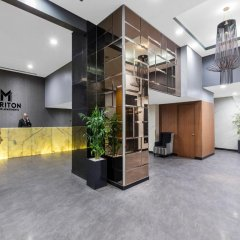 Отель Meriton Suites Pitt Street Австралия, Сидней - отзывы, цены и фото номеров - забронировать отель Meriton Suites Pitt Street онлайн интерьер отеля фото 2