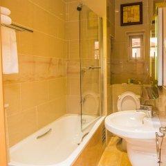 Апартаменты Bolton White Hotels and Apartments ванная