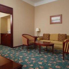 Гостиница Марриотт Москва Тверская 4* Улучшенный номер разные типы кроватей фото 7