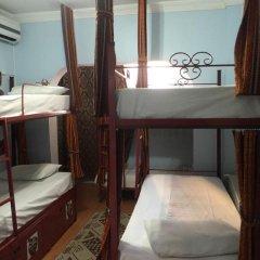 Big Apple Hostel & Hotel Кровать в общем номере с двухъярусной кроватью фото 13